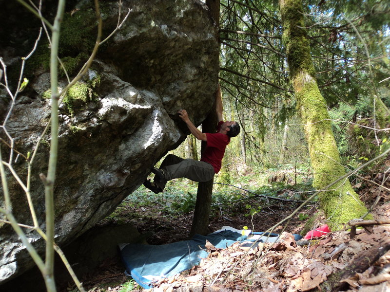 Rock Climbing Photo: O
