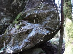 Rock Climbing Photo: 1. Cryo-Pod 2. Oblivion