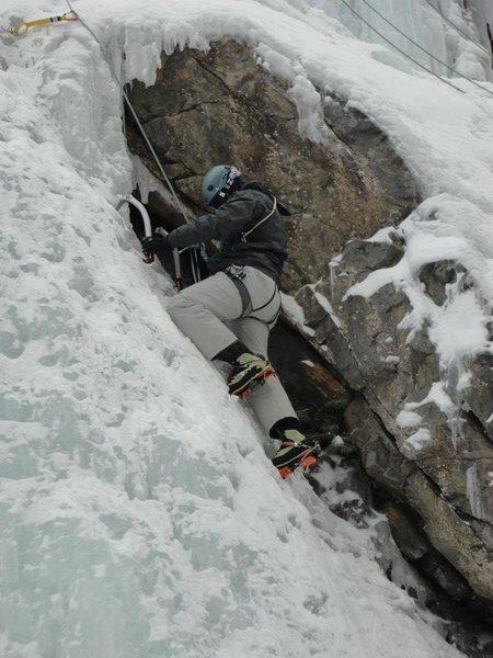 Rock Climbing Photo: Ouray Ice Festival 2013