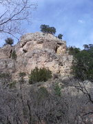 Rock Climbing Photo: Terrace-left from road