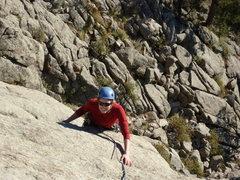Rock Climbing Photo: The Dome, Boulder Canyon, CO