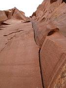 Rock Climbing Photo: the climb as of April 2013 crisp,