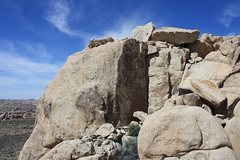 Rock Climbing Photo: The Oyster Bar, Joshua Tree NP