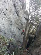 Rock Climbing Photo: Daryl
