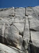Rock Climbing Photo: Want some crack?