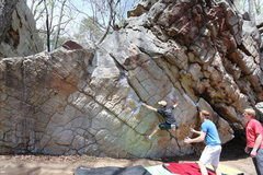 Rock Climbing Photo: Life is Goodlett