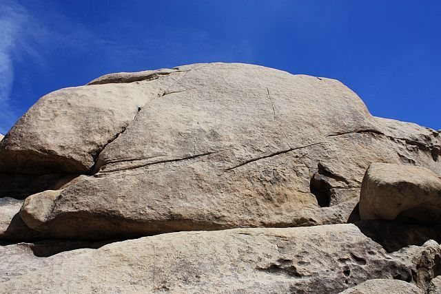 Big Hunk (West Face), Joshua Tree NP