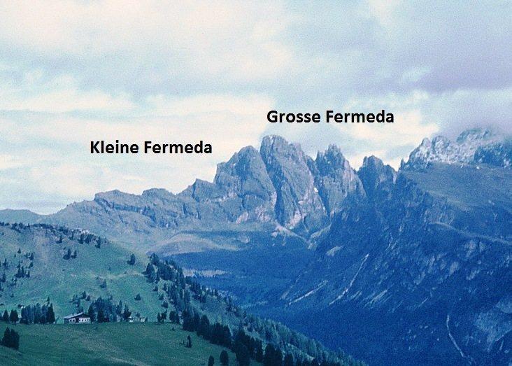 Geislerspitzen; Northern Summits.