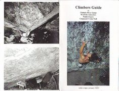 Rock Climbing Photo: Old fv guide