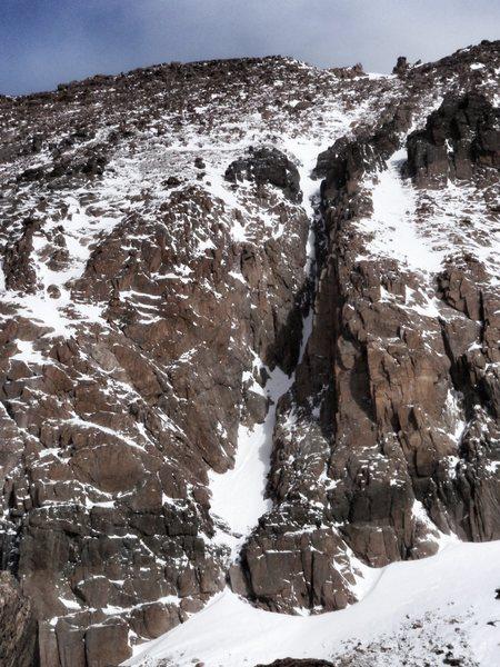 Rock Climbing Photo: Martha 4/13.
