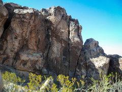 Rock Climbing Photo: Garden Wall