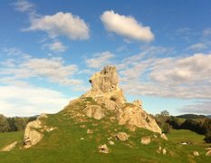 Rock Climbing Photo: Meteora Buttress, Sheridan Hills