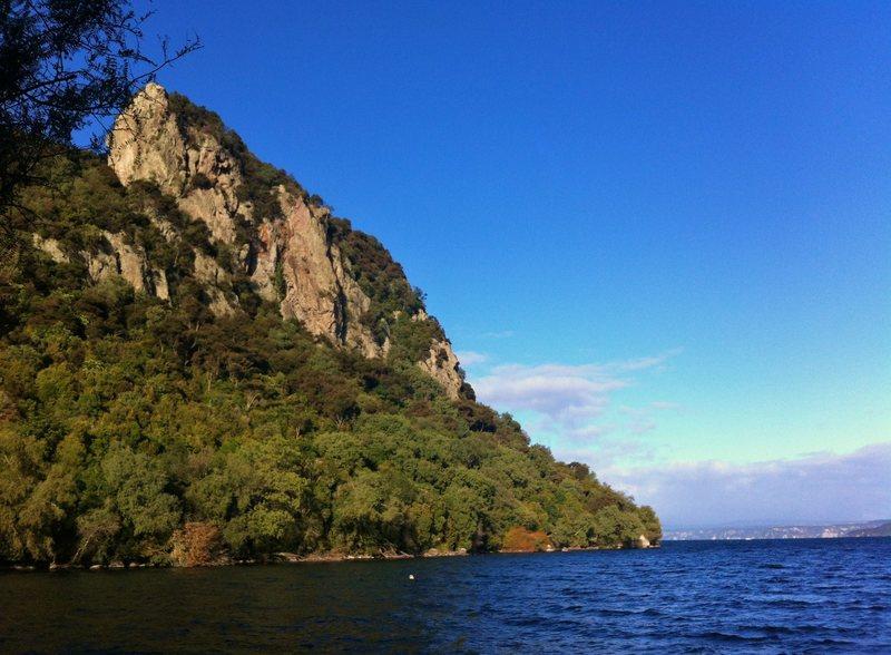 The Bluff, Kawakawa Bay