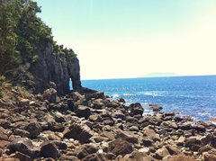 Rock Climbing Photo: The Preamble, Ti Point