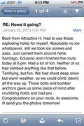 Rock Climbing Photo: Don Carlos et sus comentarios.