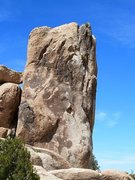 Rock Climbing Photo: The Milepost, Joshua Tree NP