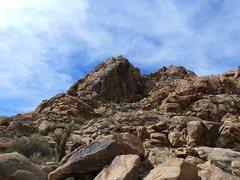 Rock Climbing Photo: The Pet Cemetery, Joshua Tree NP