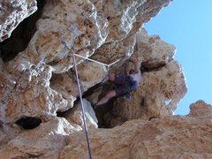Rock Climbing Photo: Beach Fun