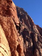 Rock Climbing Photo: if only I had a photographer following me around a...