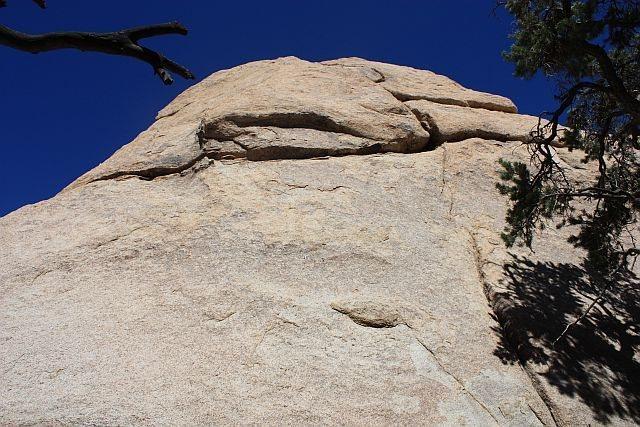 Scary Rock (West Face), Joshua Tree NP