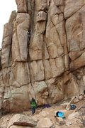 "Rock Climbing Photo: Also referred to as ""Chim-crack"" in the ..."
