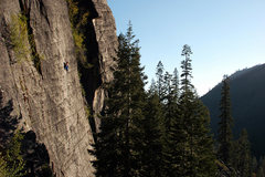 Rock Climbing Photo: Tahoe