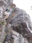 Rock Climbing Photo: Where's Waldo