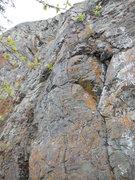 Rock Climbing Photo: Shadow