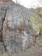 Rock Climbing Photo: Sound of One Wave Landing