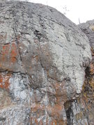 Rock Climbing Photo: Cottage Cheese
