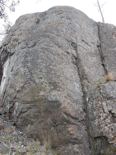 Rock Climbing Photo: Impermenance