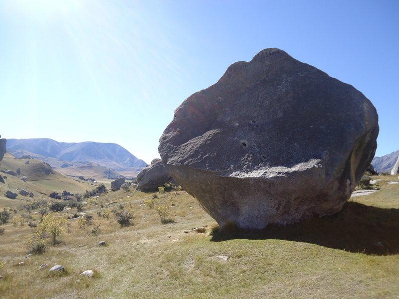 Cyclops Boulder