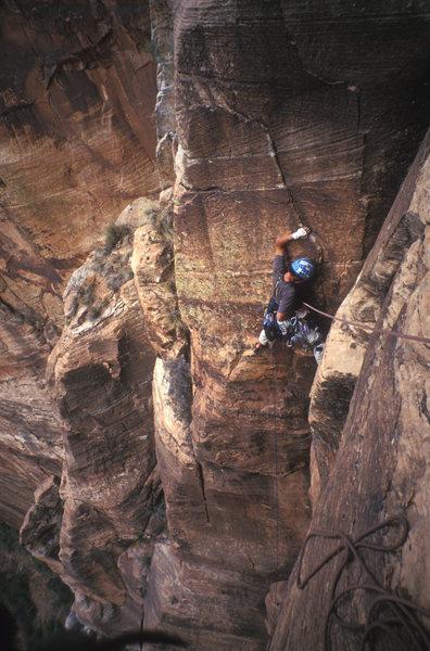Rock Climbing Photo: Megamahedral