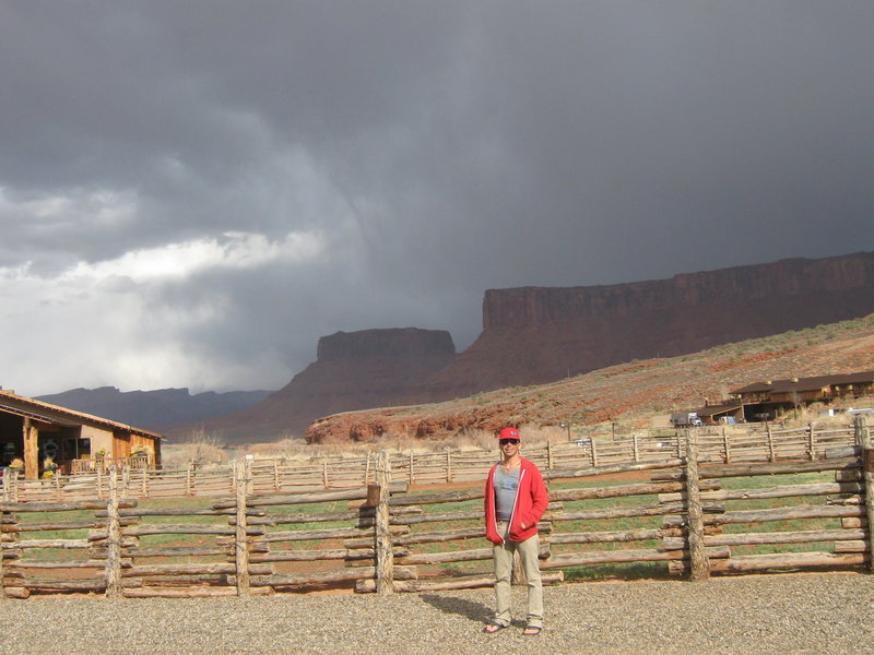 Red Cliff's lodge Moab  ... VERY GOOOOD