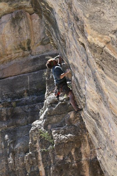 "Rock Climbing Photo: ""The Gods Walk Among Us"" The Pit, Flagst..."