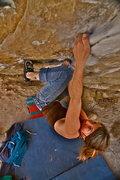 Rock Climbing Photo: Big Joe, Joe's Valley
