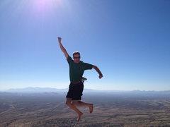 Rock Climbing Photo: Summit of Sheepshead