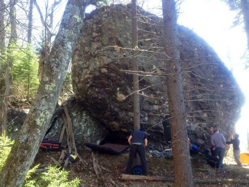 Rock Climbing Photo: Big Rig