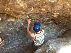 Rock Climbing Photo: Inner Shrine