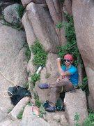 Rock Climbing Photo: voo