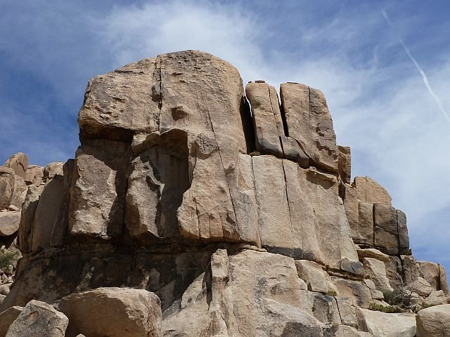 Little Rock Candy Mountain (W. Face), Joshua Tree NP