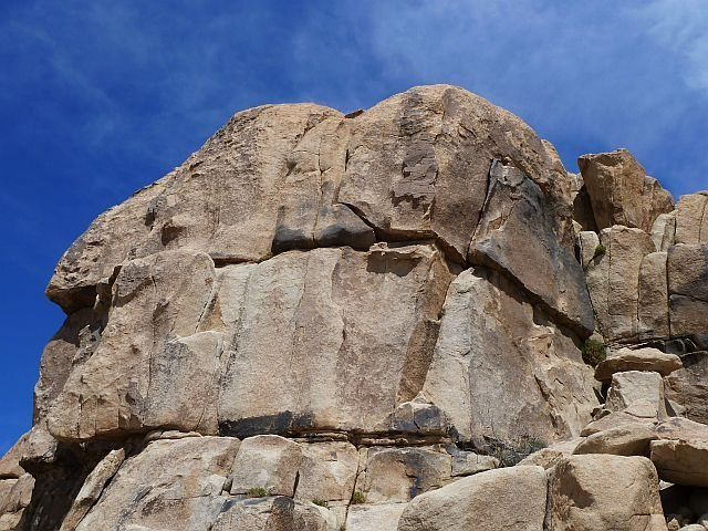 Little Rock Candy Mountain (West and South Faces), Joshua Tree NP