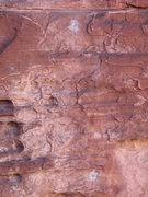Rock Climbing Photo: Holes