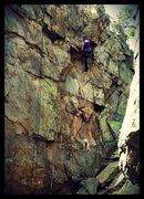Rock Climbing Photo: Crowders Mountain, NC