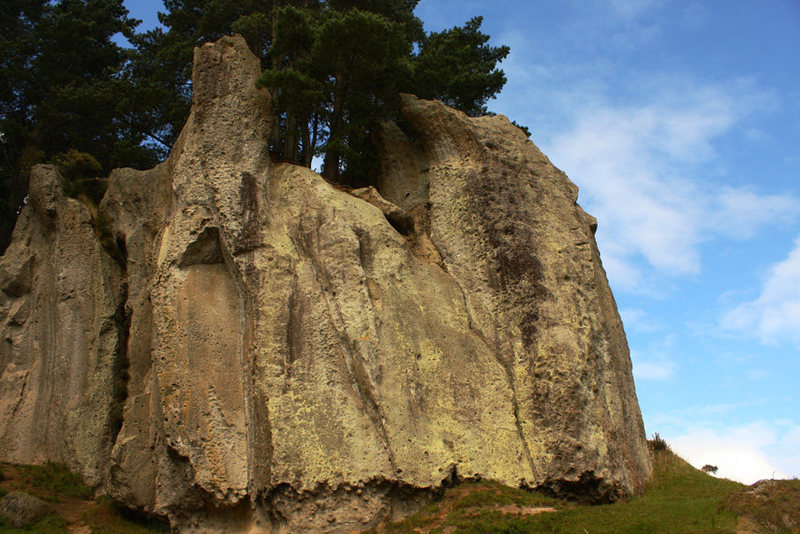 Rock Climbing Photo: Froggatt, a popular sport crag