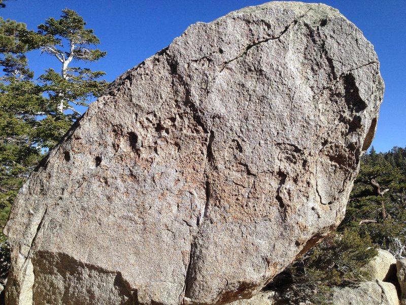 Merope boulder