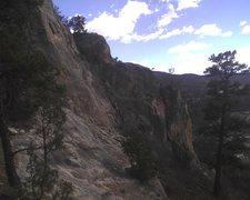 Rock Climbing Photo: Slabs.