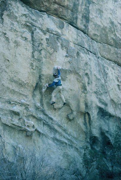 Rock Climbing Photo: GOT IT!