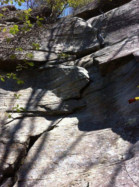 Rock Climbing Photo: Summer Stroll.