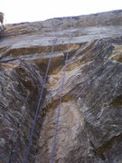 Rock Climbing Photo: Start of Right #1